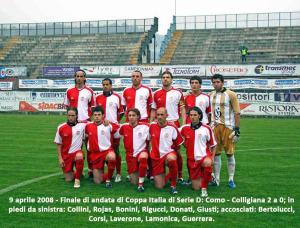 2007 08 COMO COLLIGIANA