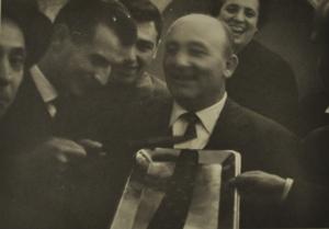FRANCINI FARO Buzzino taglio cravatta