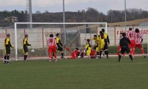 009 cColligiana Vescovado gol di Gironi