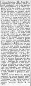 1929 04 23 IlLittoriale Robur Colligiana 3 a 1