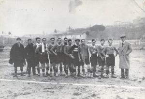 1929 poggibonsi Colligiana 0 a 1 All Zagni dei lubrano conforti marzini carli angelini antonelli ravaglia santini malandrini vaj