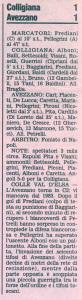 1991 05 27 LaGazzettadSport Colligiana Avezzano 1 a 1
