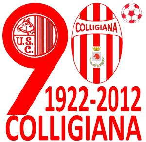2012 Logo 90 anni usc 2