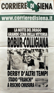 2014 09 28 Civetta Corriere di Siena