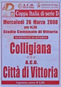 2008 03 26 Vittoria Colligiana