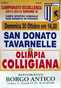 2011 10 30 San Donato tavarnelle Colligiana