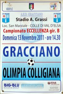 2011 11 13 GRACCIANO COLLIGIANA