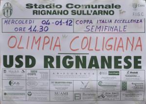 2012 01 04 RIGNANESE COLLIGIANA Coppa