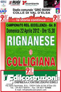 2012 04 22 Colligiana Rignanese