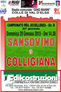 2013 01 20 Colligiana Sansovino