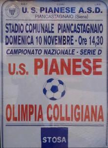 2013 11 10 Pianese Colligiana