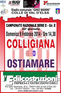 2014 02 09 Colligiana Ostiamare