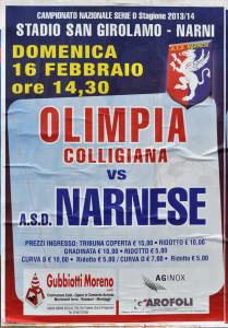 2014 02 16 Narnese Colligiana