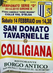 2015 02 14 San Donato Tavarnelle Colligiana