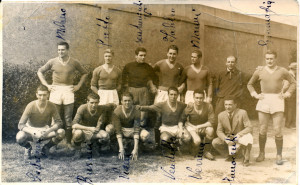 Gino Manni Napoli 1942 43
