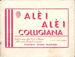 1957 Ale Ale Colligiana di Minori Secondiano