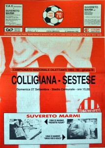 1992 93 SETTANTANNI 1