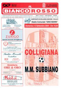 2004 05 IL BIANCOROSSO