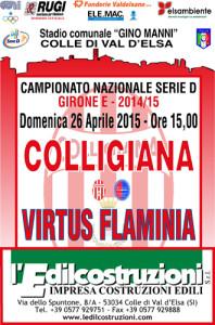 2015 04 26 Colligiana Virtus flaminia