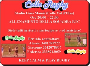invito rugby