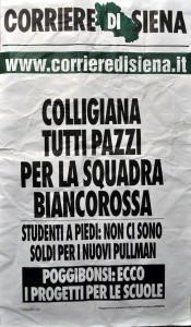 2015 10 10 Corriere di Siena