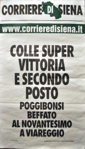 2015 11 23 Corriere di Siena