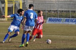 22/1/2017 Sangiovannese - Colligiana 3 - 4