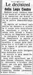 1947 04 08 CdSport Colligiana esclusa