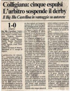 1986 12 22 La Nazione Castellina Colligiana 5 espulsi