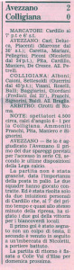 1991 05 20 La GazzettadSport Avezzano Colligiana 2 a 0
