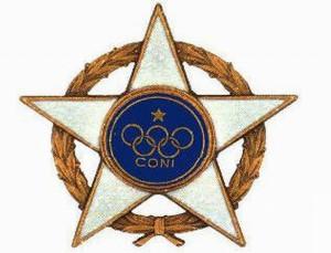 1993 Stella di bronzo al merito sportivo