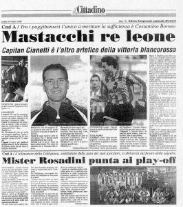 1997 03 24 Mastacchi re leone