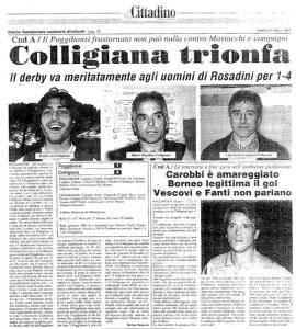 1997 03 24 Poggibonsi Colligiana 1 a 4 bis