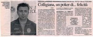 2007 05 06 LaNazione poker Colligiana