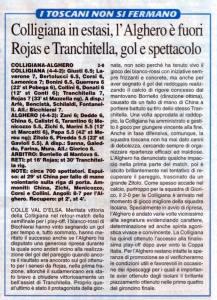 2008 06 15 Tuttosport Colligiana Alghero 2 a 0