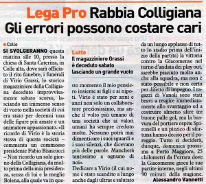 2010 05 24 LaNazione Virio Grassi