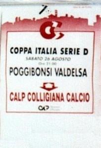 2000 05 26 Colligiana Poggibonsi Coppa