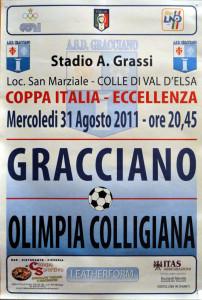 2011 08 31 Gracciano Colligiana