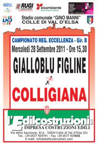 2011 09 28 Colligiana Gialloblu Figline