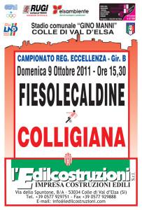 2011 10 09 Colligiana Fiesole Caldine
