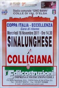 2011 11 16 COLLIGIANA SINALUNGHESE C ITALIA