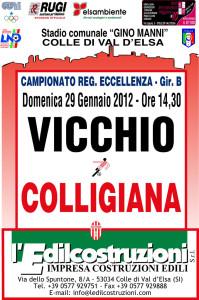2012 01 29 Colligiana Vicchio