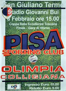 2012 02 08 Pisa Colligiana Finale Coppa