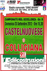 2012 09 23 Colligiana Castelnuovese