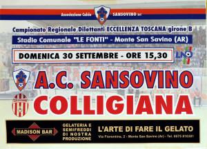 2012 09 30 Sansovino Colligiana