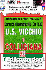 2012 11 04 Colligiana Vicchio
