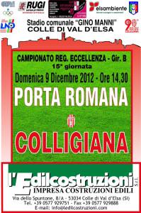 2012 12 09 Colligiana Porta Romana