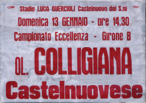 2013 01 13 Castelnuovese Colligiana