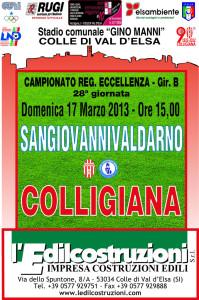 2013 03 17 Colligiana SanGiovanniValdarno 1