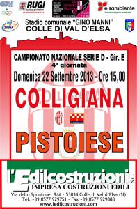 2013 09 22 Colligiana Pistoiese